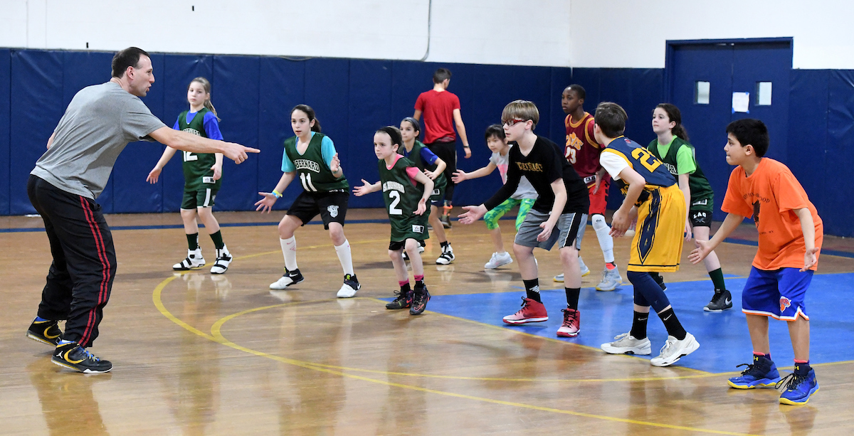 west hemptead ny february 21 2017 sights and sounds from the presidents week island garden basketball camp audrey c tiernan - Island Garden Basketball