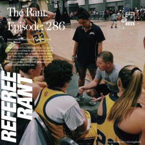 Lightning Coach Kerry Connolly featured on Referee Rant!